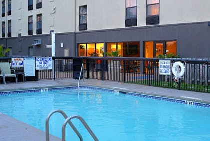 Pool | Holiday Inn Express Hotel & Suites Blythewood