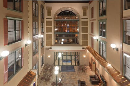 Lobby   Holiday Inn Express Hotel & Suites Deadwood-Gold Dust Casino