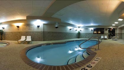Indoor Pool   Holiday Inn Express Hotel & Suites Deadwood-Gold Dust Casino