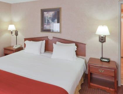 Guestroom   Holiday Inn Express Hotel & Suites Deadwood-Gold Dust Casino