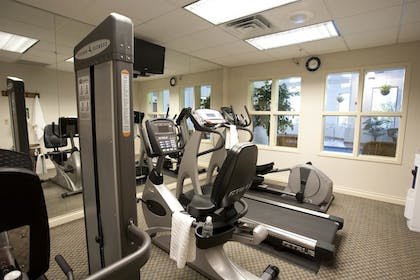 Fitness Facility | Best Western Plus Seattle/Federal Way