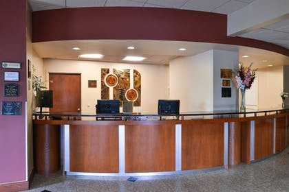 Check-in/Check-out Kiosk | Best Western Plus Seattle/Federal Way