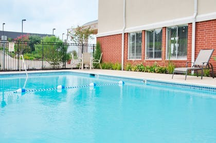 Pool | Holiday Inn Express Hotel & Suites Livingston
