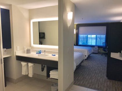 In-Room Amenity | Holiday Inn Express Hotel & Suites Tracy