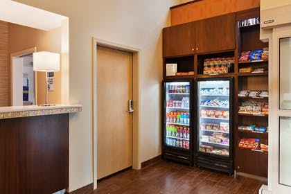 Food and Drink   Holiday Inn Express Hotel & Suites San Jose-Morgan Hill