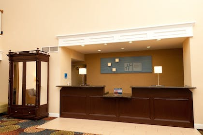 Hotel Interior | Holiday Inn Express & Suites Bloomington - Normal