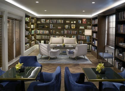 Library | The Betsy - South Beach