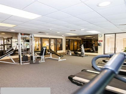 Gym | Chateau Resort & Conference Center