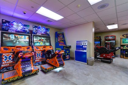 Game Room | Chateau Resort & Conference Center