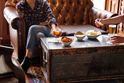 Lounge | The Driskill - in the Unbound Collection by Hyatt