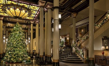 Property Entrance | The Driskill - in the Unbound Collection by Hyatt