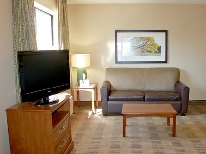 Guestroom | Extended Stay America - Raleigh - Northeast