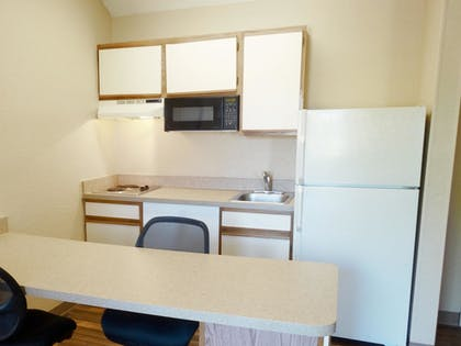 In-Room Kitchen |  | Extended Stay America - Charleston - Airport