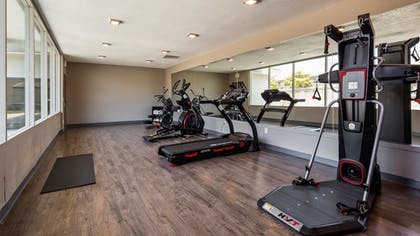 Fitness Facility | SureStay Plus Hotel by Best Western Point Richmond
