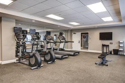 Sports Facility | Residence Inn By Marriott Raleigh Crabtree
