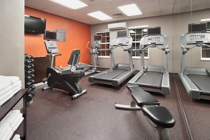 Fitness Facility | Residence Inn by Marriott Salt Lake City Airport
