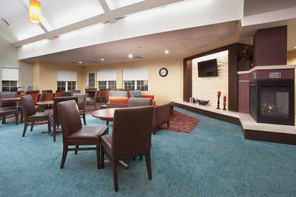 Lobby | Residence Inn by Marriott Salt Lake City Airport