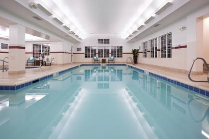 Indoor Pool | Residence Inn by Marriott Salt Lake City Airport