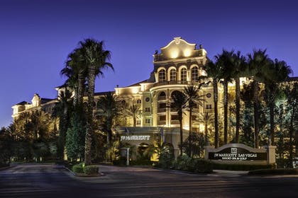 Featured Image | JW Marriott Las Vegas Resort & Spa