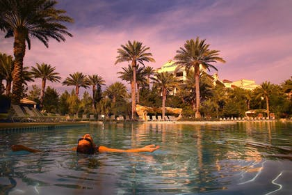 Outdoor Pool | JW Marriott Las Vegas Resort & Spa