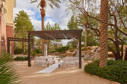 Terrace/Patio | JW Marriott Las Vegas Resort & Spa