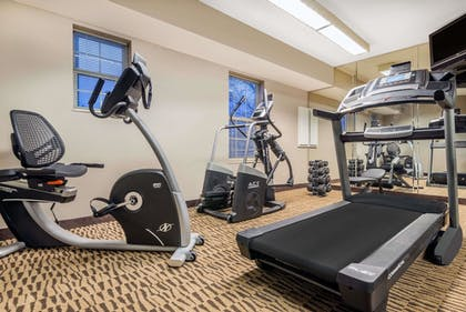 Fitness Facility |  | Hawthorn Suites by Wyndham Louisville North