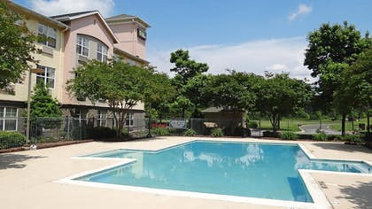 Pool   Extended Stay America - Memphis - Wolfchase Galleria