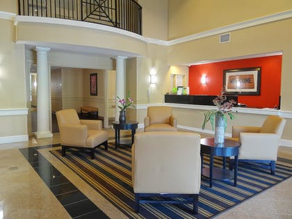 Lobby   Extended Stay America - Memphis - Wolfchase Galleria