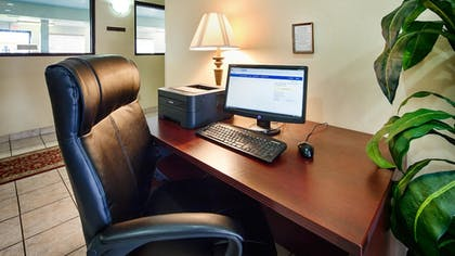 Business Center | Best Western Clearlake Plaza