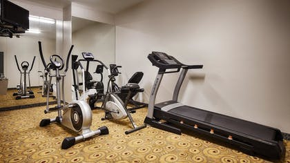 Fitness Facility | Best Western Chambersburg