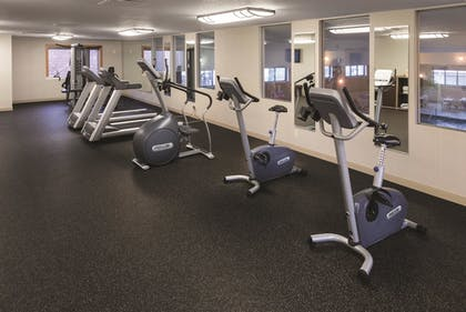 Fitness Facility | Best Western Ramkota Hotel