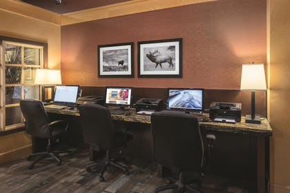 Business Center | Best Western Ramkota Hotel