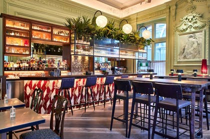 Restaurant | Andaz London Liverpool Street