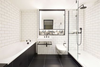 Bathroom | Andaz London Liverpool Street