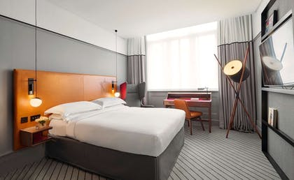 Room | Andaz London Liverpool Street
