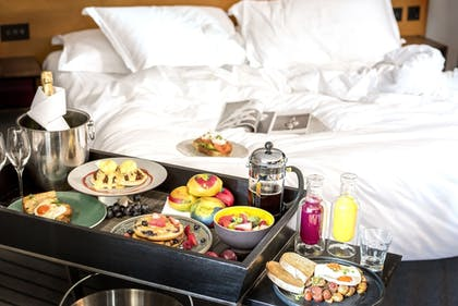 Room Service - Dining | Andaz London Liverpool Street