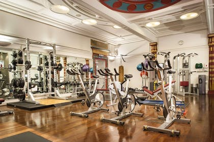 Fitness Facility | Andaz London Liverpool Street
