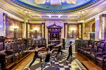 Yoga | Andaz London Liverpool Street