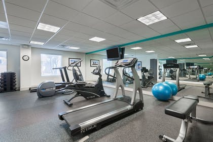 Fitness Facility | Holiday Inn Express Hotel & Suites Bentonville