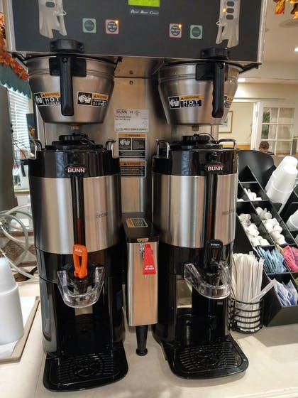 Coffee Service | Hutchinson Island Plaza Hotel and Suites