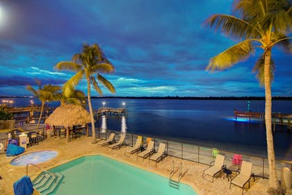 Guestroom View | Hutchinson Island Plaza Hotel and Suites