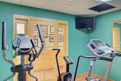 Gym | Hutchinson Island Plaza Hotel and Suites