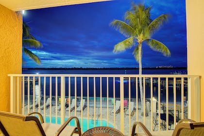 View from Hotel | Hutchinson Island Plaza Hotel and Suites