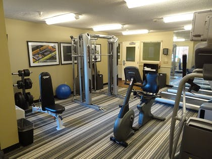 Fitness Facility | Candlewood Suites Richmond-West
