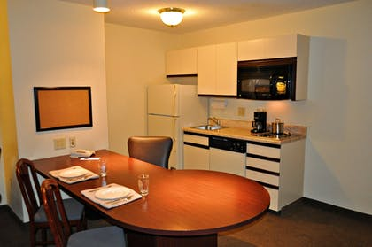 In-Room Kitchen | Candlewood Suites Richmond-West