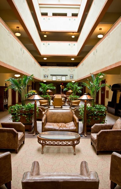 Lobby | The Omni Grove Park Inn