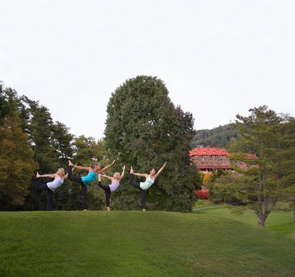 Yoga | The Omni Grove Park Inn