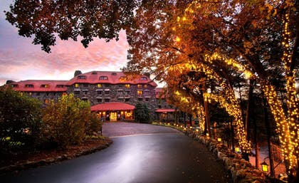 Hotel Front | The Omni Grove Park Inn