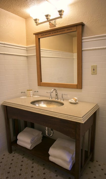 Bathroom Sink | The Omni Grove Park Inn