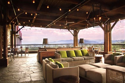 Terrace/Patio | The Omni Grove Park Inn